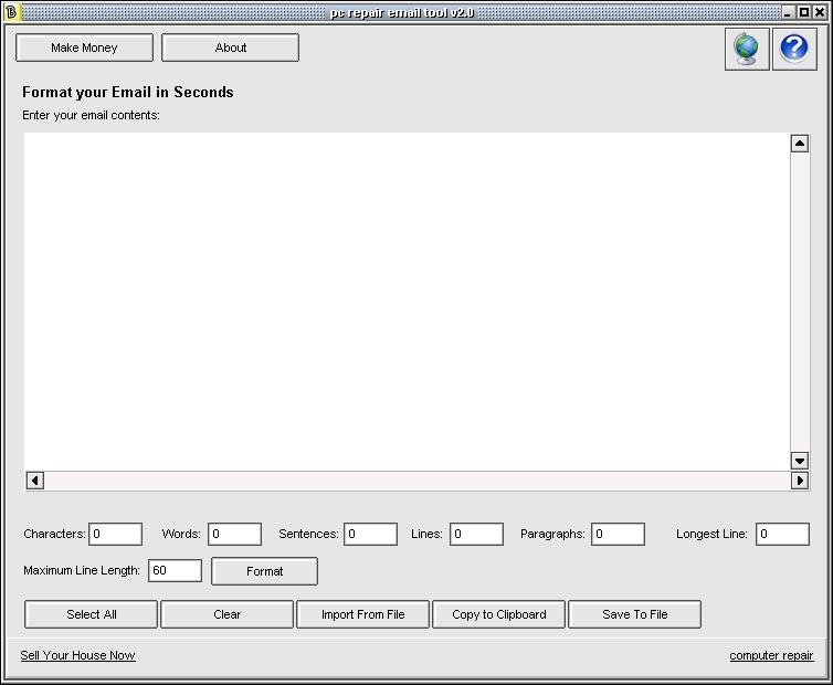 pc repair email tool